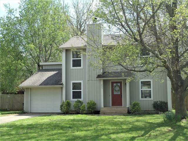 2833 Quail  Dr, Fayetteville, AR 72704 (MLS #1143801) :: Annette Gore Team   RE/MAX Real Estate Results