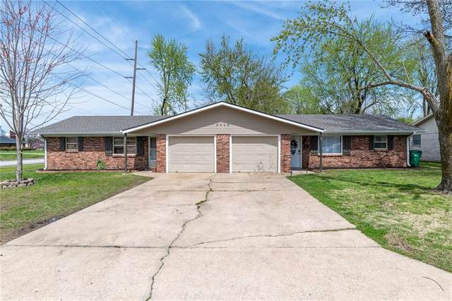 2116 Patti  Ave, Springdale, AR 72762 (MLS #1143886) :: McNaughton Real Estate