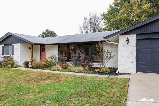 1705 Jean  St, Springdale, AR 72762 (MLS #1143903) :: McNaughton Real Estate