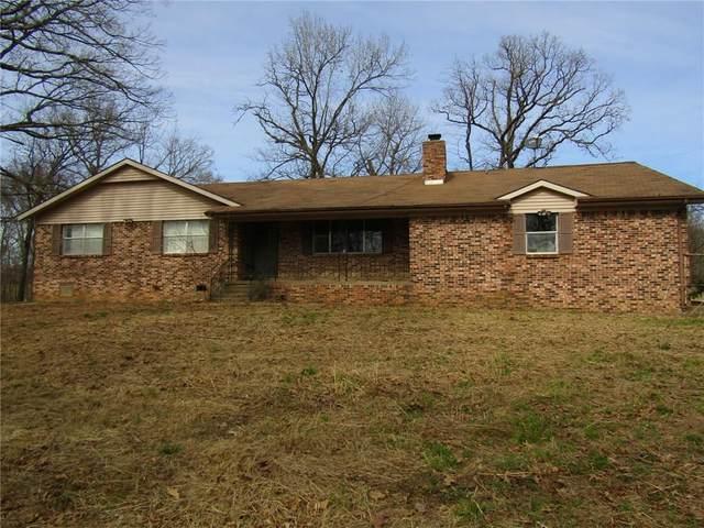 15078 Gann Ridge  Rd, Garfield, AR 72732 (MLS #1143922) :: Five Doors Network Northwest Arkansas