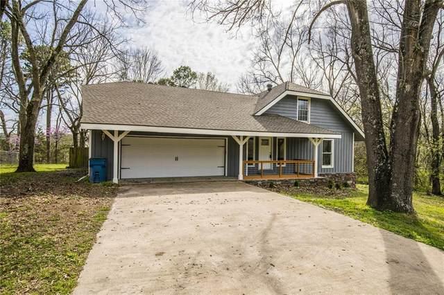 62 Overton  Dr, Bella Vista, AR 72714 (MLS #1143933) :: Five Doors Network Northwest Arkansas
