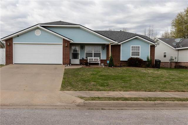 1309 E Eastview  Dr, Rogers, AR 72758 (MLS #1143954) :: Five Doors Network Northwest Arkansas