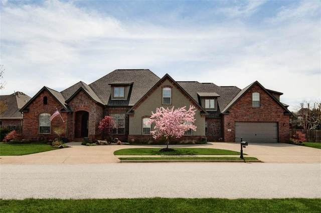 6904 W Balmoral  Dr, Rogers, AR 72758 (MLS #1143981) :: Five Doors Network Northwest Arkansas