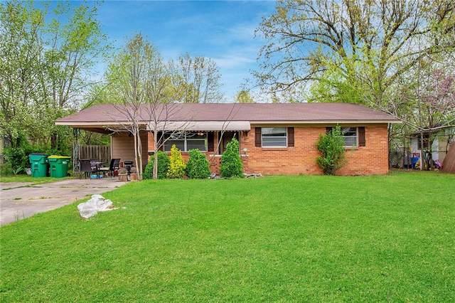 1406 Crawford  Ave, Springdale, AR 72764 (MLS #1144180) :: Five Doors Network Northwest Arkansas