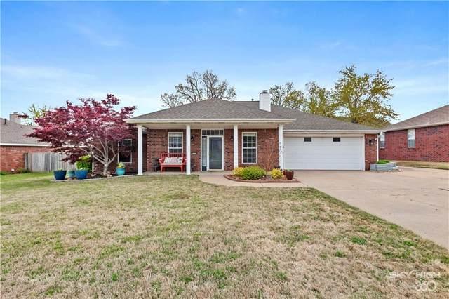 4404 Cody  Ave, Springdale, AR 72762 (MLS #1144215) :: Five Doors Network Northwest Arkansas
