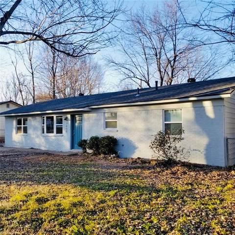 2404 Sycamore  Pl, Springdale, AR 72762 (MLS #1144263) :: Five Doors Network Northwest Arkansas