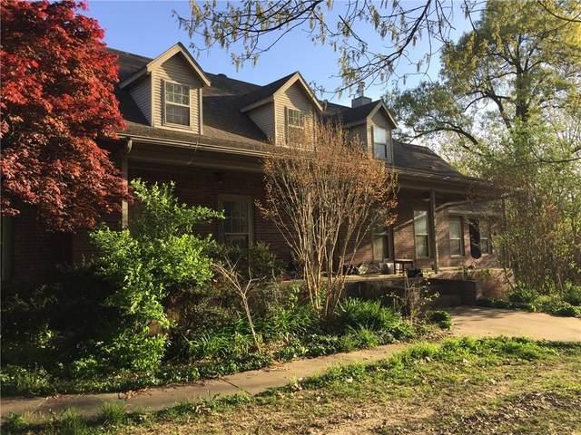 4292 E Hewitt Springs  Rd, Springdale, AR 72764 (MLS #1144281) :: Five Doors Network Northwest Arkansas