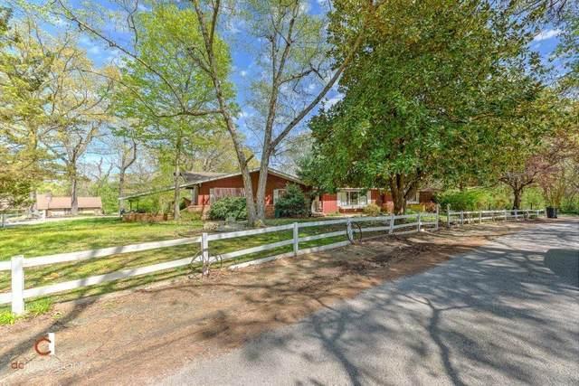 8782 S Park Road, Rogers, AR 72756 (MLS #1144380) :: Five Doors Network Northwest Arkansas