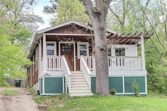 226 S Locust Avenue, Fayetteville, AR 72701 (MLS #1144417) :: Annette Gore Team   RE/MAX Real Estate Results
