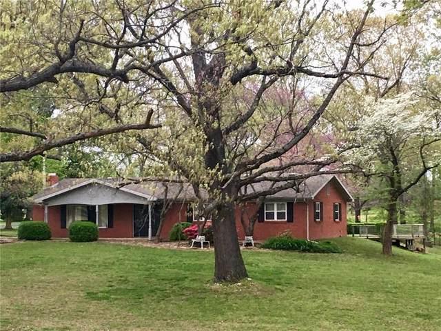 22763 Oakview Road, Siloam Springs, AR 72761 (MLS #1144500) :: Five Doors Network Northwest Arkansas