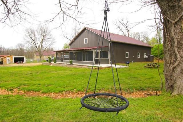 12425 Fairmount Road, Gentry, AR 72734 (MLS #1144573) :: Five Doors Network Northwest Arkansas