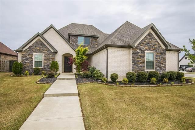 4607 SW Barton Street, Bentonville, AR 72713 (MLS #1144618) :: Five Doors Network Northwest Arkansas