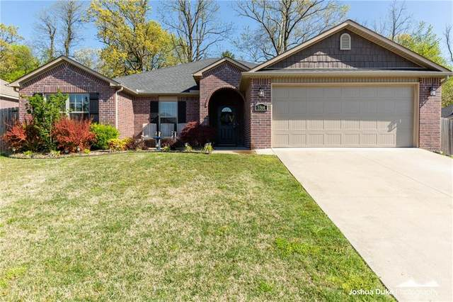 3564 Whispering Spring Avenue, Springdale, AR 72762 (MLS #1144717) :: McNaughton Real Estate