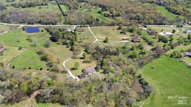 12905 S 265 Highway, Prairie Grove, AR 72753 (MLS #1144806) :: McNaughton Real Estate