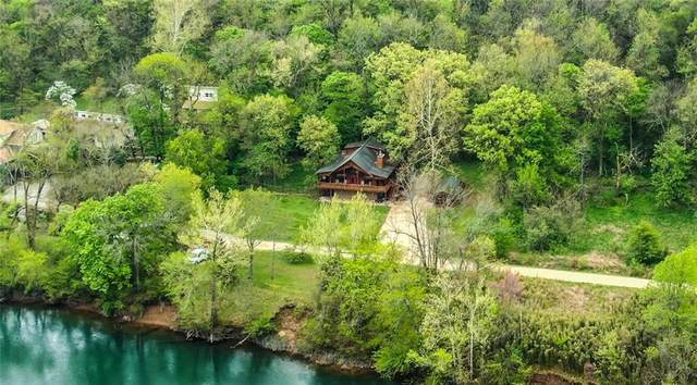 545 County Road 235, Eureka Springs, AR 72632 (MLS #1145057) :: Five Doors Network Northwest Arkansas
