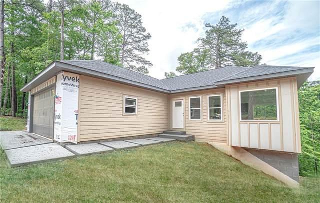 33 Shropshire Drive, Bella Vista, AR 72714 (MLS #1145064) :: Five Doors Network Northwest Arkansas