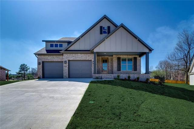 3421 E Galaxy Circle, Fayetteville, AR 72701 (MLS #1145154) :: Five Doors Network Northwest Arkansas