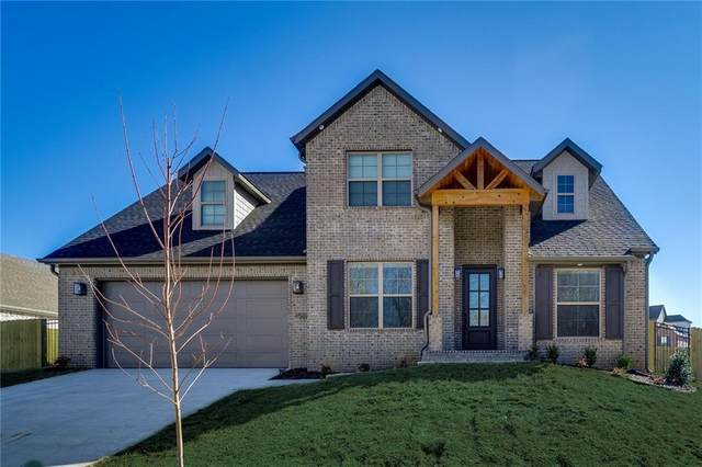 3522 E Galaxy Circle, Fayetteville, AR 72701 (MLS #1145167) :: Five Doors Network Northwest Arkansas