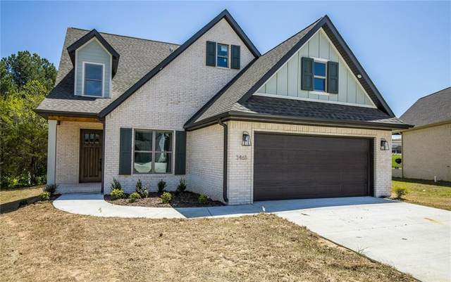 3461 E Galaxy Circle, Fayetteville, AR 72701 (MLS #1145182) :: Five Doors Network Northwest Arkansas