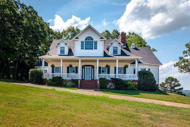 611 Mundell Road, Eureka Springs, AR 72631 (MLS #1145236) :: Five Doors Network Northwest Arkansas