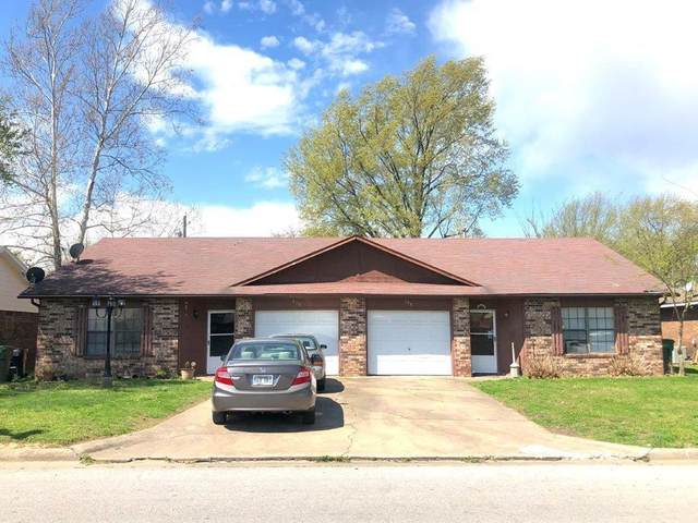 708 & 710 S 24th Street, Rogers, AR 72758 (MLS #1145260) :: Annette Gore Team   RE/MAX Real Estate Results