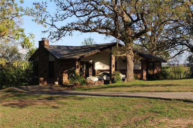 617 Hilltop Circle, Kansas, OK 74347 (MLS #1145424) :: Annette Gore Team | RE/MAX Real Estate Results