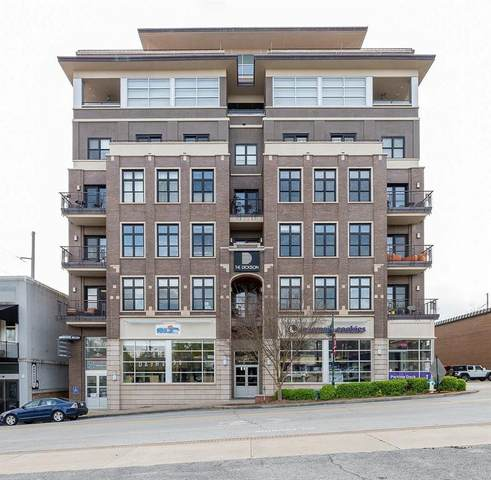 609 W Dickson Street #608, Fayetteville, AR 72701 (MLS #1145512) :: Annette Gore Team | RE/MAX Real Estate Results
