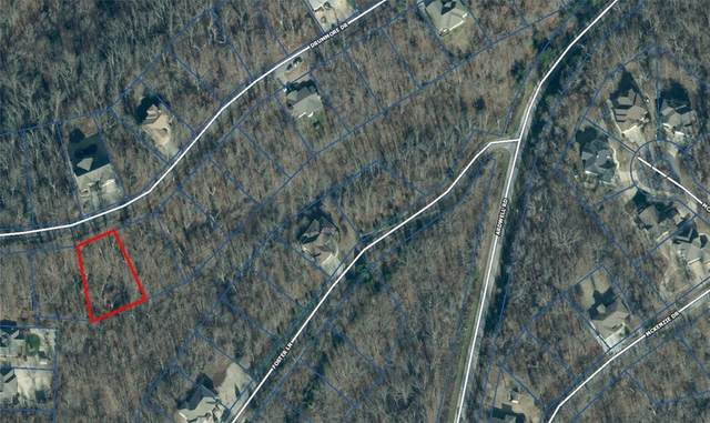 Lot 9 Drummore Drive, Bella Vista, AR 72715 (MLS #1145611) :: Five Doors Network Northwest Arkansas