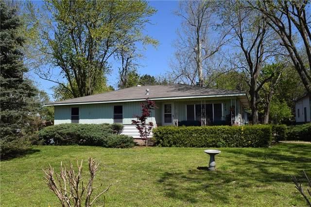 214 Mcclure Avenue, Lowell, AR 72745 (MLS #1145658) :: Five Doors Network Northwest Arkansas
