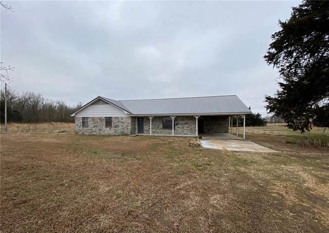 71674 S 4737 Road, Westville, OK 74965 (MLS #1145718) :: McNaughton Real Estate