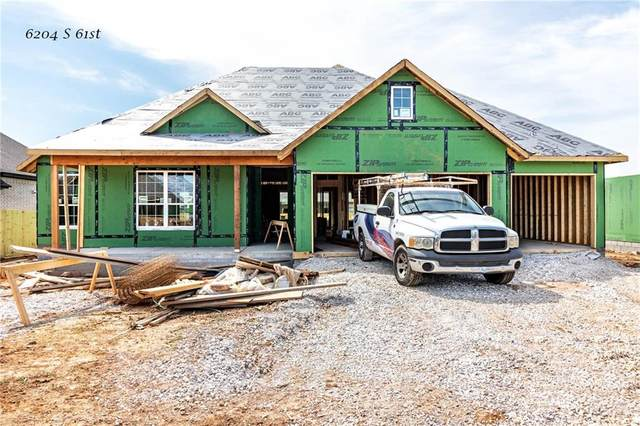 6204 S 61st Street, Rogers, AR 72758 (MLS #1145769) :: McNaughton Real Estate