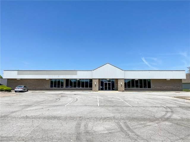 6801 Phoenix Avenue, Fort Smith, AR 72903 (MLS #1146295) :: Five Doors Network Northwest Arkansas