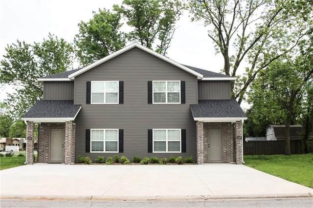 153 & 155 Hall Drive, Pea Ridge, AR 72751 (MLS #1146329) :: Annette Gore Team | RE/MAX Real Estate Results