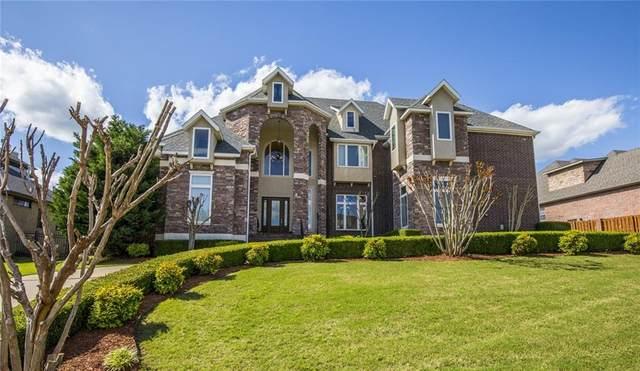 51 Buckingham Drive, Rogers, AR 72758 (MLS #1146377) :: McNaughton Real Estate