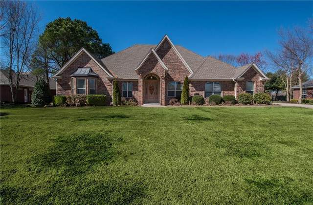 22 S Windsor Drive, Rogers, AR 72758 (MLS #1146440) :: McNaughton Real Estate