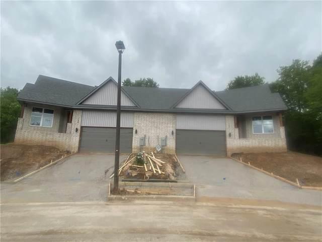 147-149 S Pinyon, Fayetteville, AR 72701 (MLS #1146571) :: McNaughton Real Estate