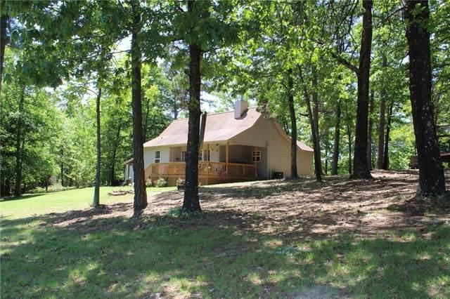 688 Skyline Trail, Kansas, OK 74347 (MLS #1146629) :: Annette Gore Team | RE/MAX Real Estate Results