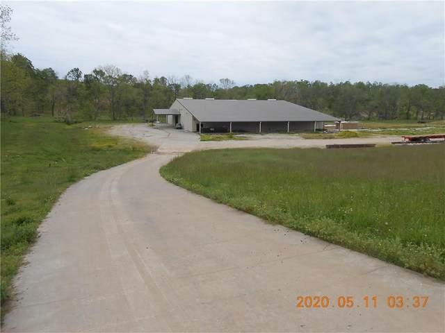 14144 Springtown Road, Siloam Springs, AR 72761 (MLS #1146769) :: McNaughton Real Estate
