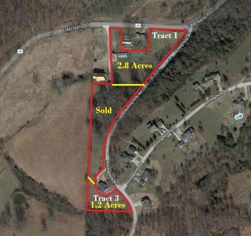E Rolling Hills Road Tract 1, Bentonville, AR 72712 (MLS #1146948) :: McNaughton Real Estate