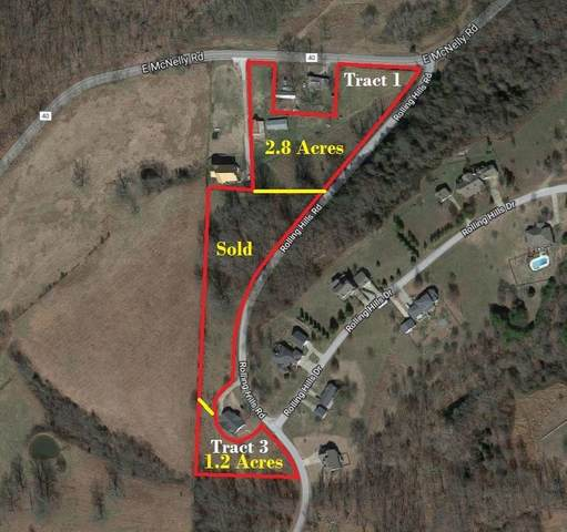 E Rolling Hills Road Tract 3, Bentonville, AR 72712 (MLS #1146965) :: McNaughton Real Estate