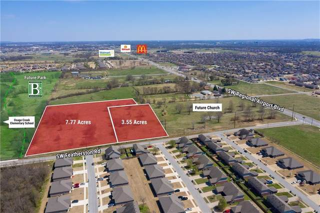 SW Featherston Road, Bentonville, AR 72713 (MLS #1146994) :: McNaughton Real Estate