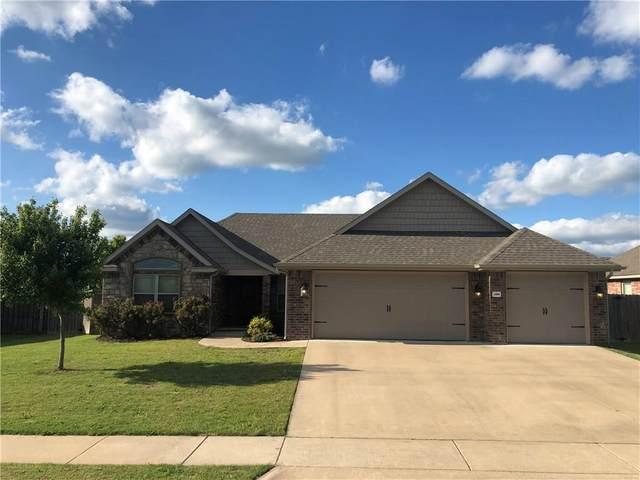 11094 Meadowsweet Drive, Prairie Grove, AR 72753 (MLS #1147101) :: Five Doors Network Northwest Arkansas