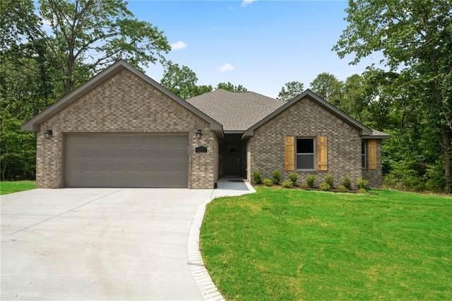 106 Murphy Drive, Bella Vista, AR 72715 (MLS #1147155) :: Five Doors Network Northwest Arkansas