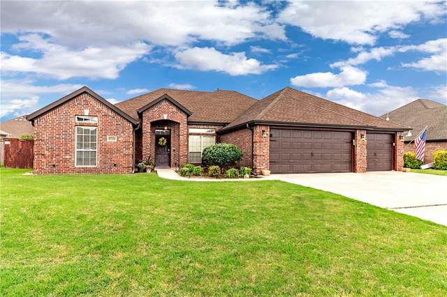 5705 S 67th Street, Cave Springs, AR 72718 (MLS #1147165) :: McNaughton Real Estate