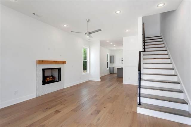 1372 S Duncan Avenue, Fayetteville, AR 72701 (MLS #1147166) :: McNaughton Real Estate