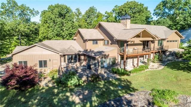 12 Blenheim Lane, Bella Vista, AR 72715 (MLS #1147261) :: Five Doors Network Northwest Arkansas