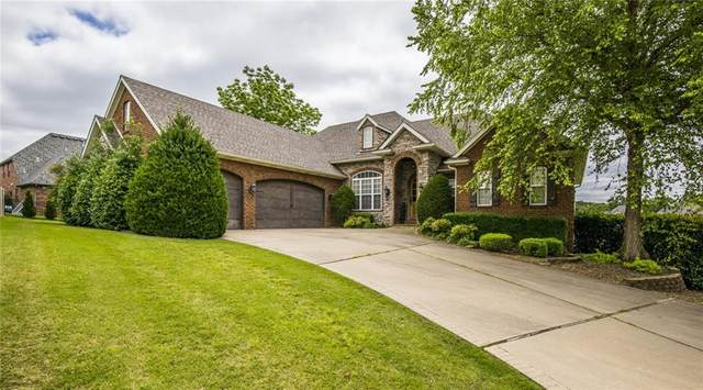 5227 Shadow Valley Court, Rogers, AR 72758 (MLS #1147338) :: McNaughton Real Estate