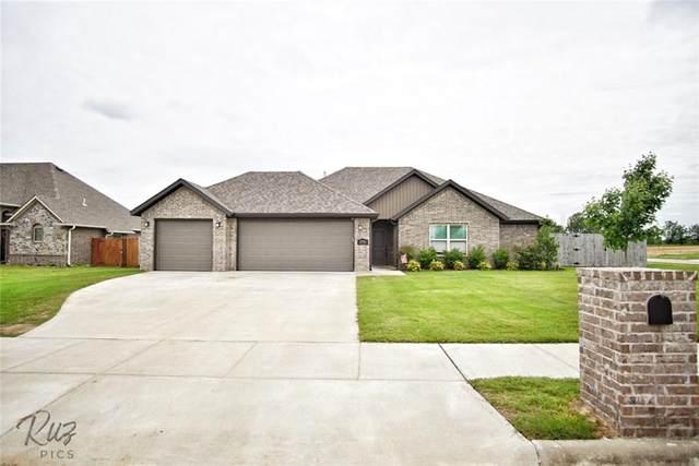 3773 Stonehenge Avenue, Springdale, AR 72764 (MLS #1147360) :: Five Doors Network Northwest Arkansas