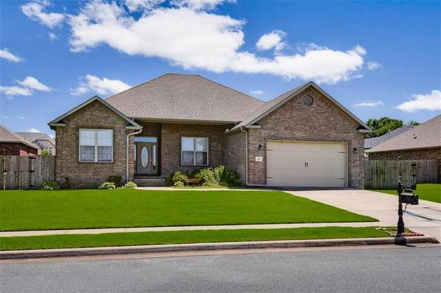 1251 Cavalry Lane, Prairie Grove, AR 72753 (MLS #1147381) :: Five Doors Network Northwest Arkansas
