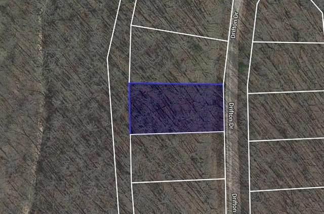 Drifton Drive, Bella Vista, AR 72715 (MLS #1147389) :: Five Doors Network Northwest Arkansas